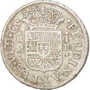 1 Real - Fernando VI – obverse