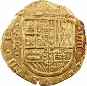 8 Escudos - Felipe IV -  obverse