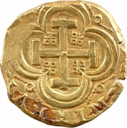 8 Escudos - Felipe IV -  reverse