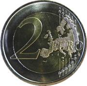 2 Euro (Churches of the Kingdom of Asturias) -  reverse