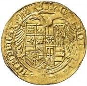 1 Escudo - Carlos I – obverse