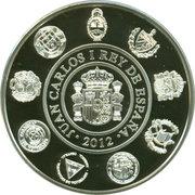 10 Euro - Juan Carlos I (Ibero-American Series IX) -  obverse