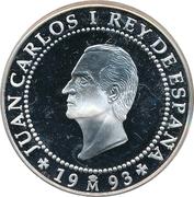 2000 Pesetas - Juan Carlos I (German jacobean pilgrims) -  obverse
