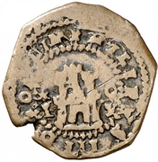 1 Maravedi - Felipe III – obverse