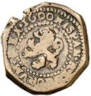 1 Maravedi - Felipe III – reverse