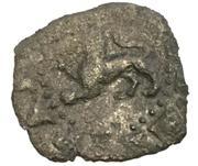 2 Maravedis - Felipe II (Burgos,low grade billon) – reverse