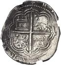 4 Reales - Felipe II (Granada) – reverse