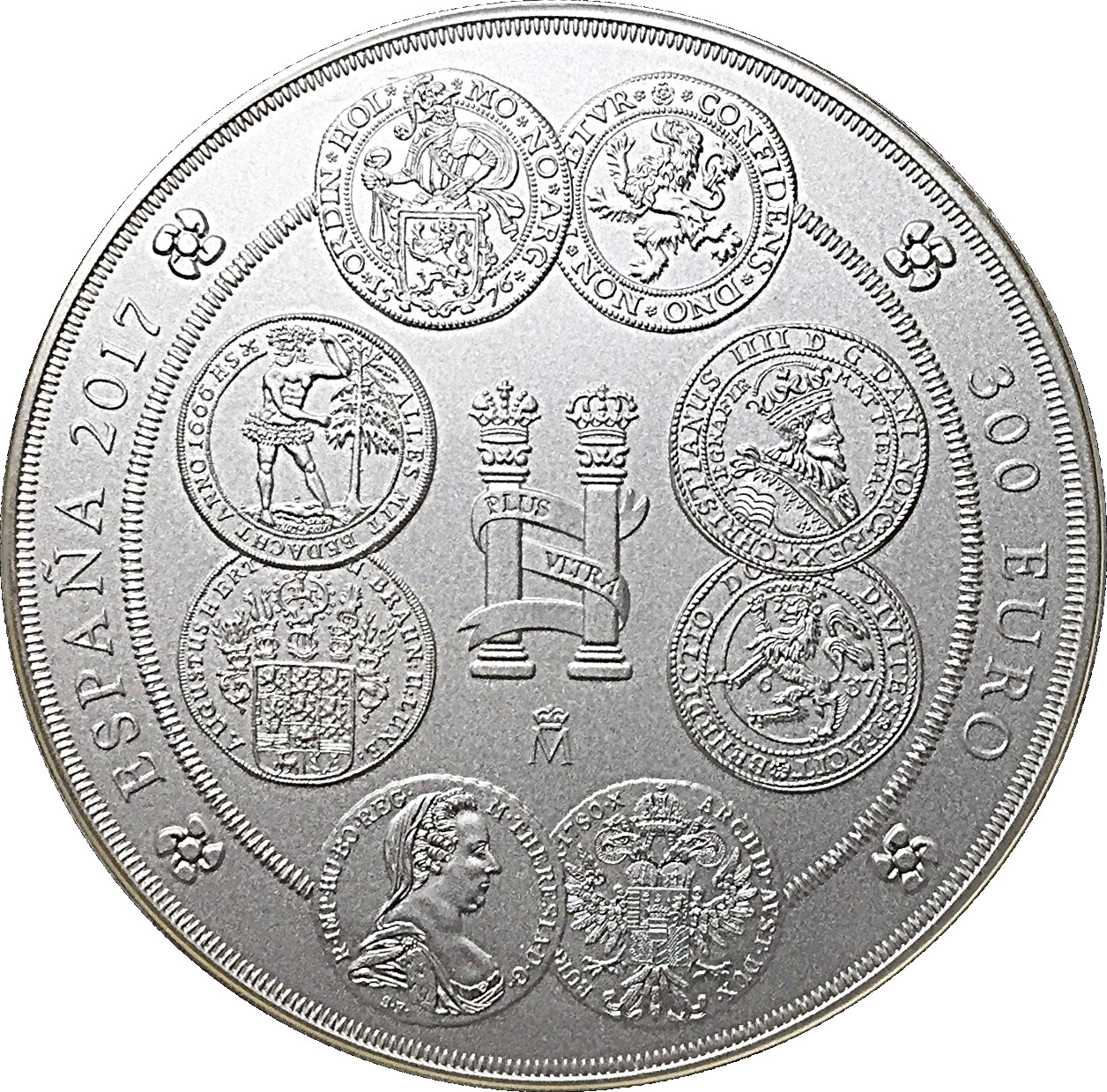 300 Euro Felipe Vi History Of The Dollar