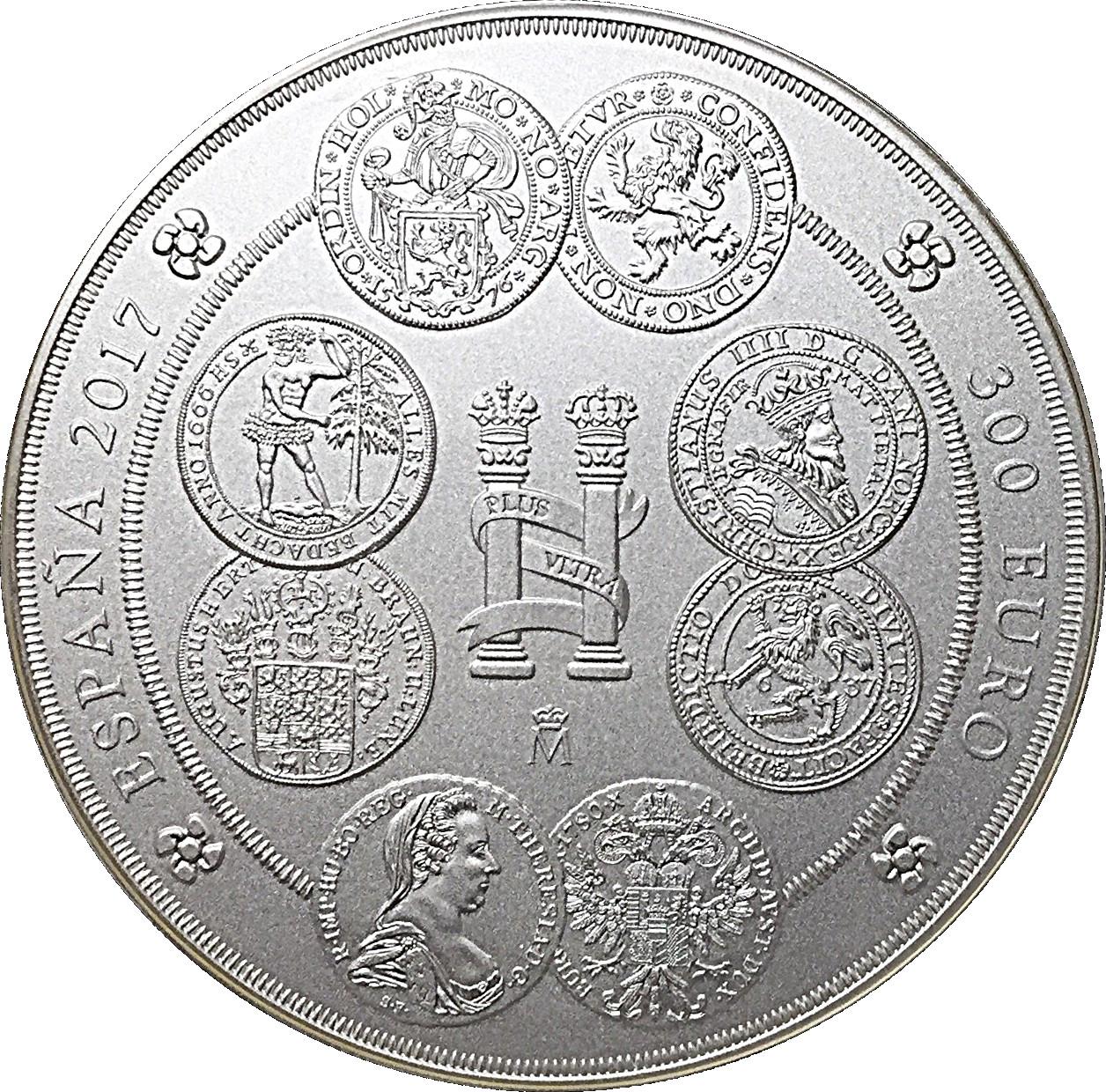 300 Euro Felipe Vi History Of The