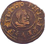 16 Maravedis - Felipe IV -  obverse
