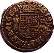 16 Maravedis - Felipe IV – reverse
