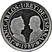 2000 Pesetas - Juan Carlos I (Columbus) -  obverse