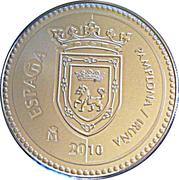 5 Euro (Pamplona) -  obverse