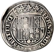 2 Reales - Fernando and Isabel (Seville) – obverse