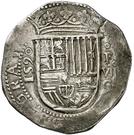 8 Reales - Felipe II (Granada) – obverse