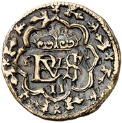2 Maravedis - Felipe IV (Segovia,pattern) – obverse