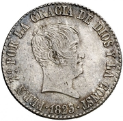 4 Reales - Fernando VII -  obverse