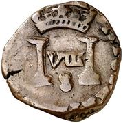 8 Maravedis - Felipe IV (Seville) – reverse