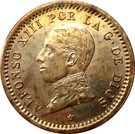 2 Centimos - Alfonso XIII (5th portrait) – obverse