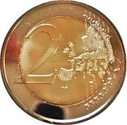 2 Euro (Cave of Altamira) -  reverse