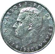 50 Centimos - Juan Carlos I (España '82) -  obverse
