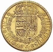 8 Escudos - Felipe V (Cuenca) – obverse