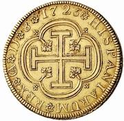 8 Escudos - Felipe V (Cuenca) – reverse