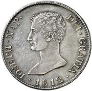 10 Reales de vellon - Jose I Bonaparte – obverse