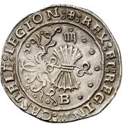 4 Reales - Fernando and Isabel (Burgos) – reverse