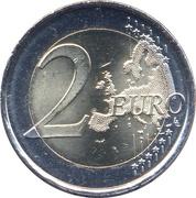 2 Euro (Old Town of Avila) -  reverse