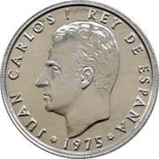 50 Centimos - Juan Carlos I -  obverse