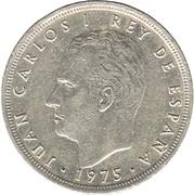 5 Pesetas - Juan Carlos I -  obverse