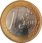 1 Euro - Felipe VI -  reverse