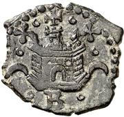 Blanca - Felipe II (Burgos) – reverse