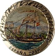 1½ Euro (Spanish Shooner) -  obverse