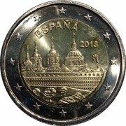 2 Euro (Escorial) -  obverse