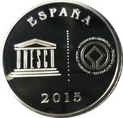 5 Euro (Segovia) -  obverse