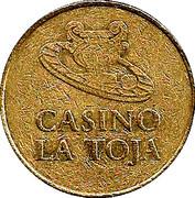 1 Euro - Casino La Toja – reverse