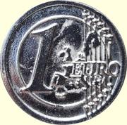 1 Euro - Casino Lloret de Mar – reverse