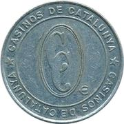 25 Euro Cent - Casinos de Catalunya – obverse