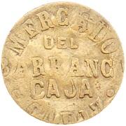 50 Centimos - Mercado del Barranco Caja (Cadiz) – obverse