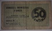 50 Centimos D'Amer – reverse
