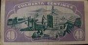 40 céntimos (Consejo de Asturias y León) – reverse