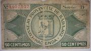 50 céntimos  Badajoz – reverse