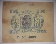 50 céntimos de Murcia – reverse