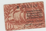 10 Centims (Ajuntament de Barcelona) – reverse