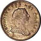 1 Gulden - George III – obverse