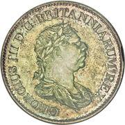 3 Guilder - George III – obverse