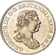 2 Guilder - George III – obverse