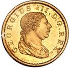 1 Stiver - George III (Trial Strike) – obverse